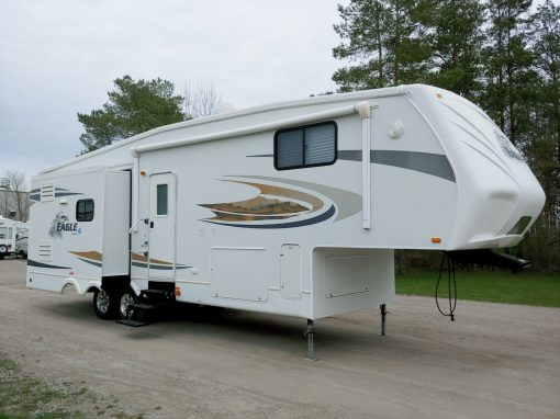 2008 Jayco Eagle 291 RLTS 5TH Wheel **VERY CLEAN, 3 SLIDES!**