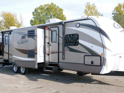 2015 Keystone Cougar High Country 33RBI **BUNK MODEL**