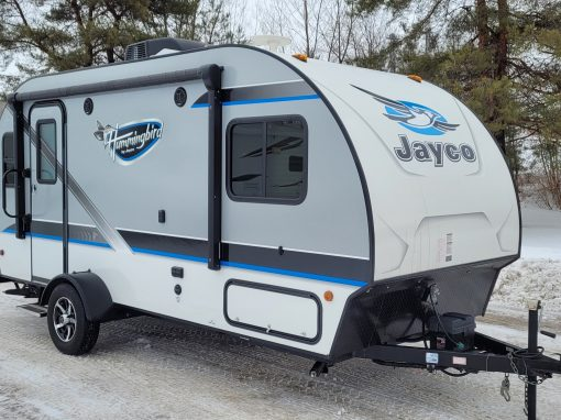 2017 Jayco Hummingbird 17RK Travel Trailer **ONLY 3070lbs!!**