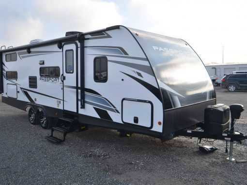 2021 Keystone Passport SL 268BH **SUPER LITE BUNK MODEL **