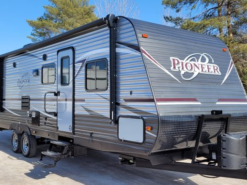 2019 Heartland Pioneer BH280 Travel Trailer **BUNK MODEL**